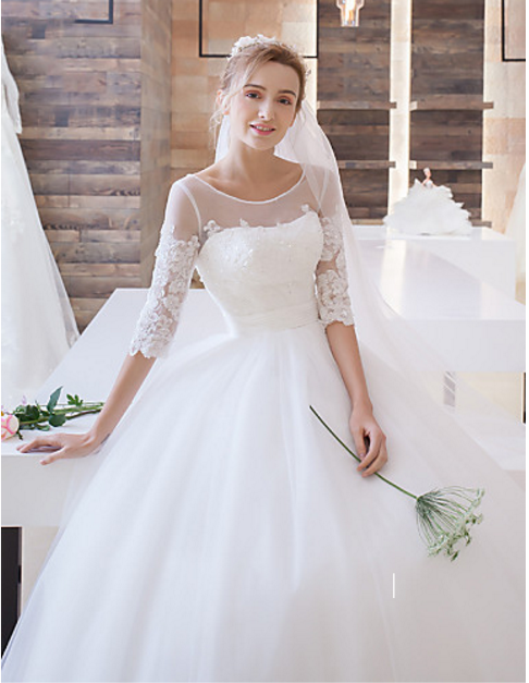 BOHO WEDDING DRESS - INNOCENT