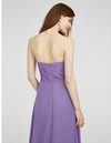 SWEETHEART NECKLINE DRESS