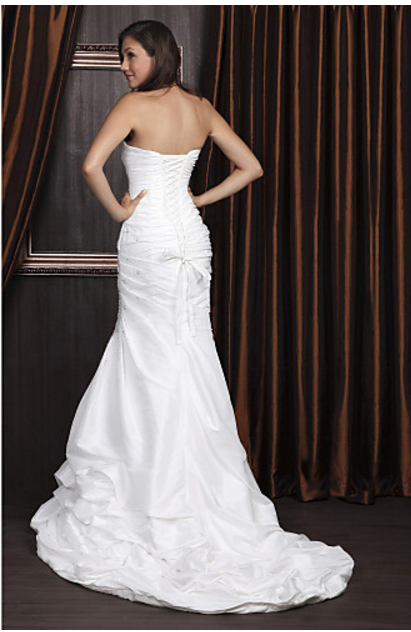WEDDING DRESS -  SHEALTH