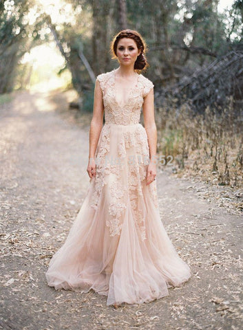 OFF SHOULDER WEDDING DRESSES - Princess
