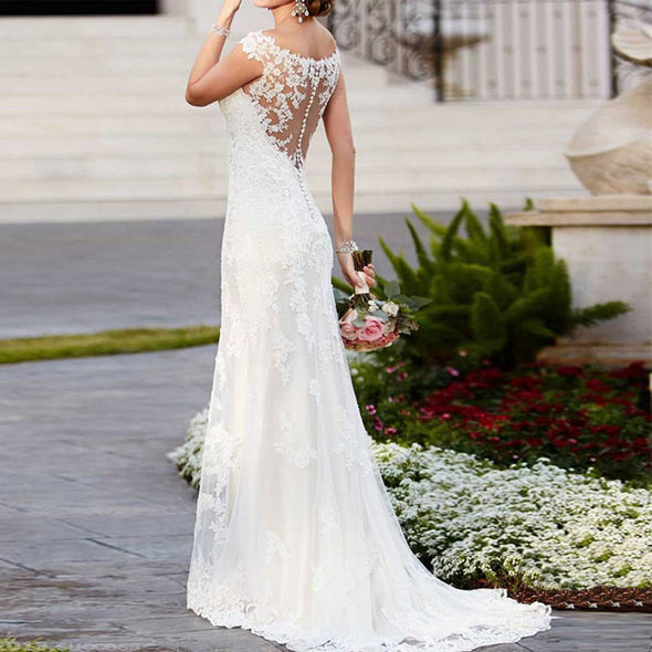 BOHO WEDDING DRESS BOHEMIAN WEDDING DRESSES