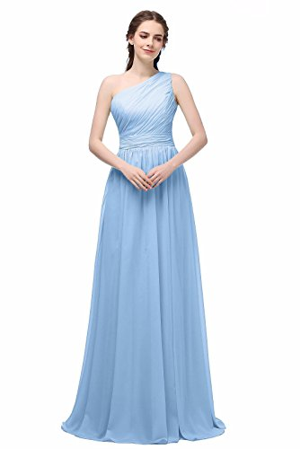 BRIDESMAID DRESS - RUSH, Color - Blue1