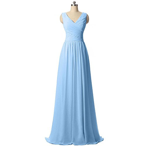 BRIDESMAID DRESS - RUSH, Color - Blue2
