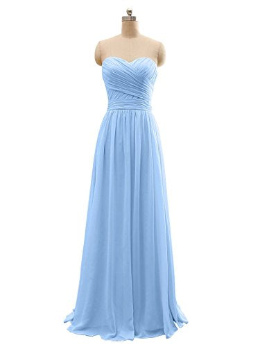 BRIDESMAID DRESS - RUSH, Color - Blue3