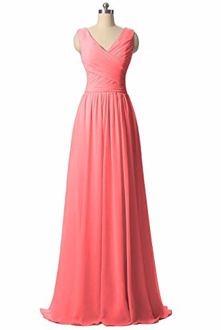 BRIDESMAID DRESS - RUSH, Color - Red 3