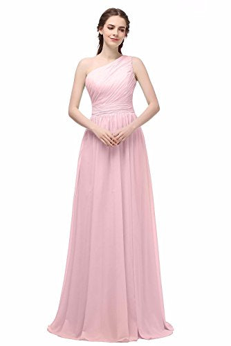 BRIDESMAID DRESS - RUSH, Color - Pink1