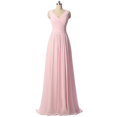 BRIDESMAID DRESS - RUSH, Color - Pink2