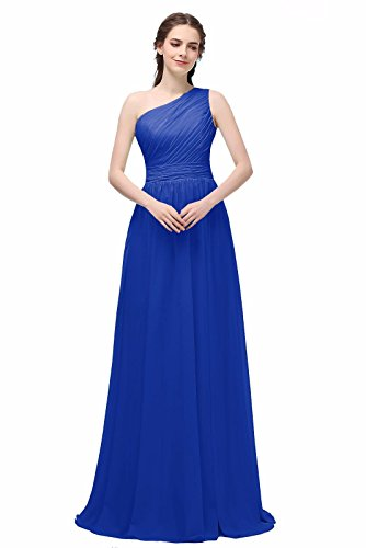 BRIDESMAID DRESS - RUSH, Color - Rayal Blue 1