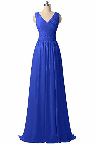 BRIDESMAID DRESS - RUSH, Color - Rayal Blue 2
