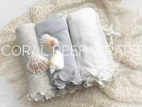 Coral Reef Wraps
