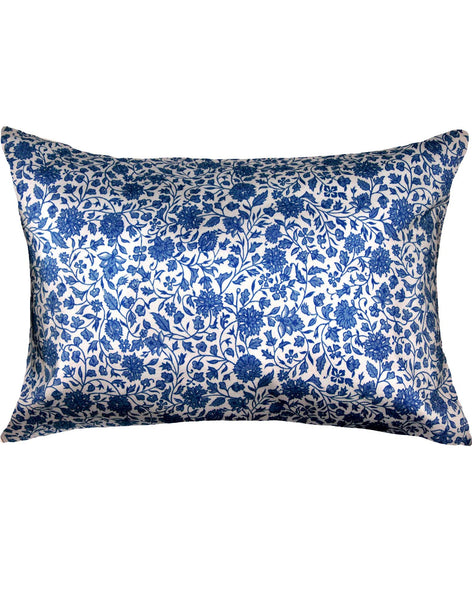Indian Sky Pillow - blue