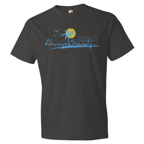 Men's t shirt - Beach Volleyball design