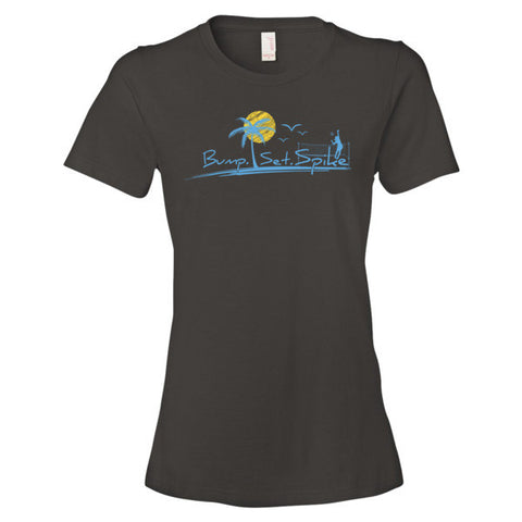 Women's short sleeve t-shirt - Player Spike