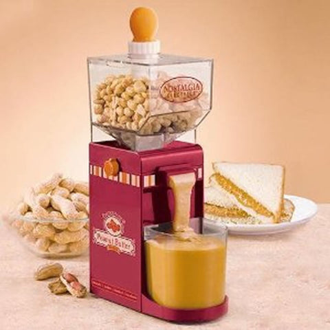 Peanut Butter Maker
