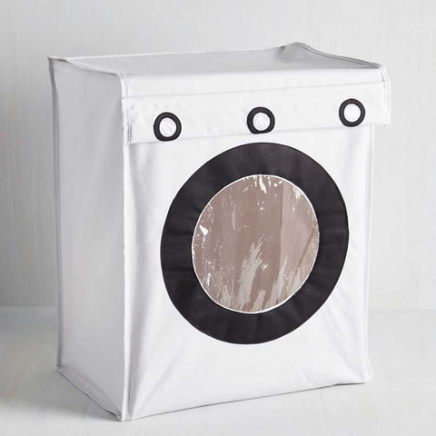 Fashionable Laundry Hamper