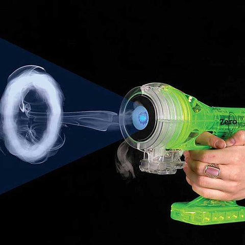 Smoke Ring Blasting Gun
