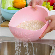 Rice Grains & Vegetable Strainer