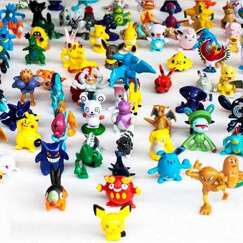 Pokemon Action Figures