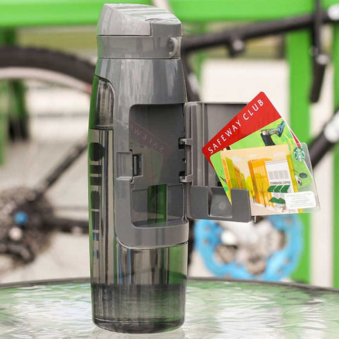 Hidden Compartment Gym Waterbottle