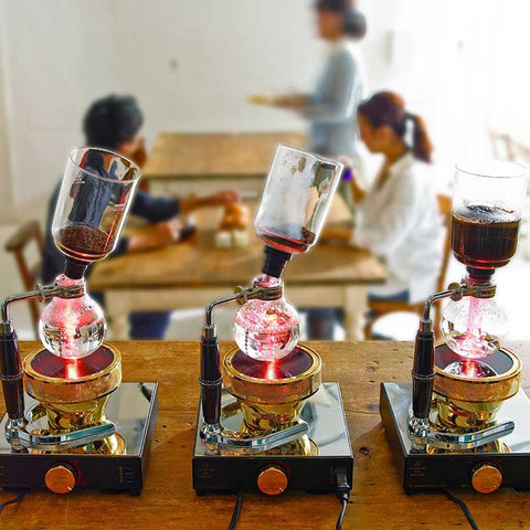 Scientific Coffee Siphon