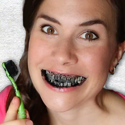 Charcoal Tooth & Gum Powder