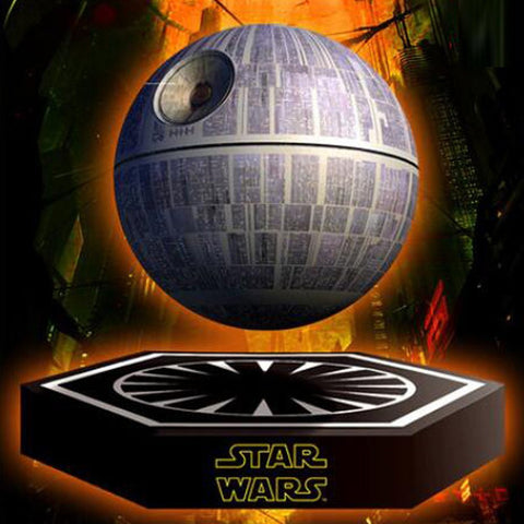 Star Wars Death Star Levitating Bluetooth Speakers Rechargeable