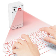 Laser Projection Wireless Keyboard Bluetooth
