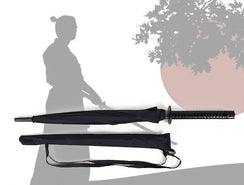 Japanese Samurai Sword Umbrella