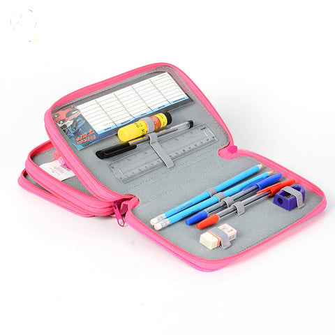 Multilayered Pencil Case