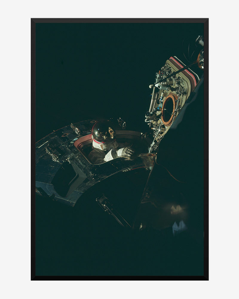 Earth Orbit EVA - Apollo 9