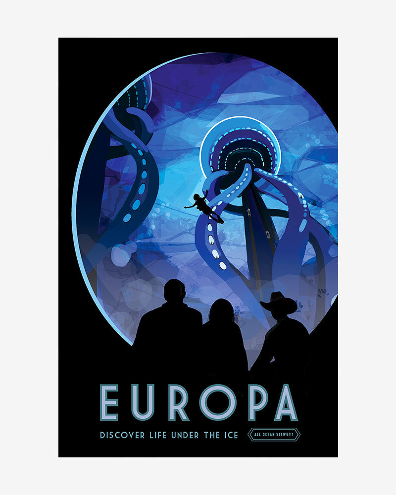 Europa - NASA Visions of the Future