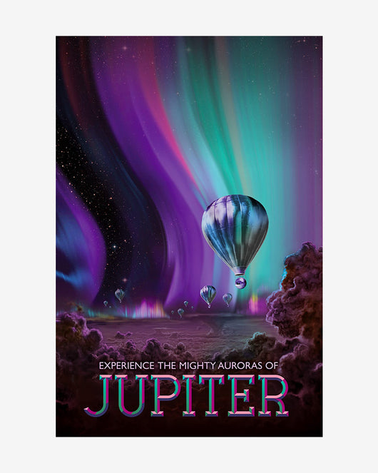 Jupiter - NASA Visions of the Future