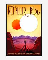 Kepler-16b - NASA Visions of the Future