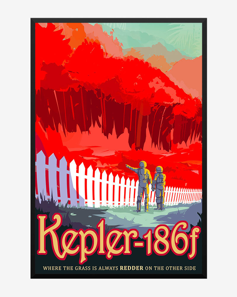 Kepler-186f - NASA Visions of the Future