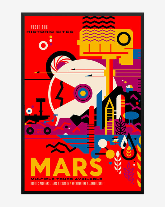 Mars - NASA Visions of the Future