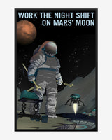 Work the Night Shift - NASA Mars Explorers Wanted
