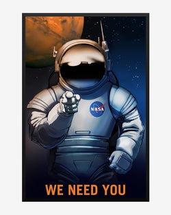 We Need You - NASA Mars Explorers Wanted