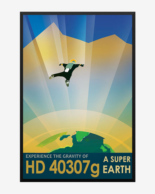 HD 40307g - NASA Visions of the Future