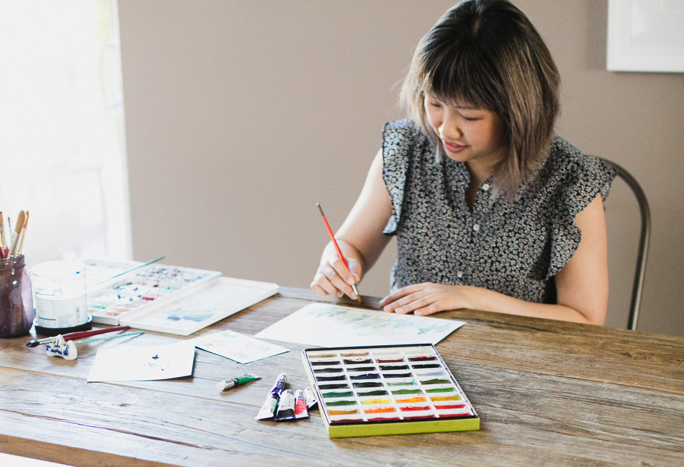 Cathy Zhang - Business Resources for Artists