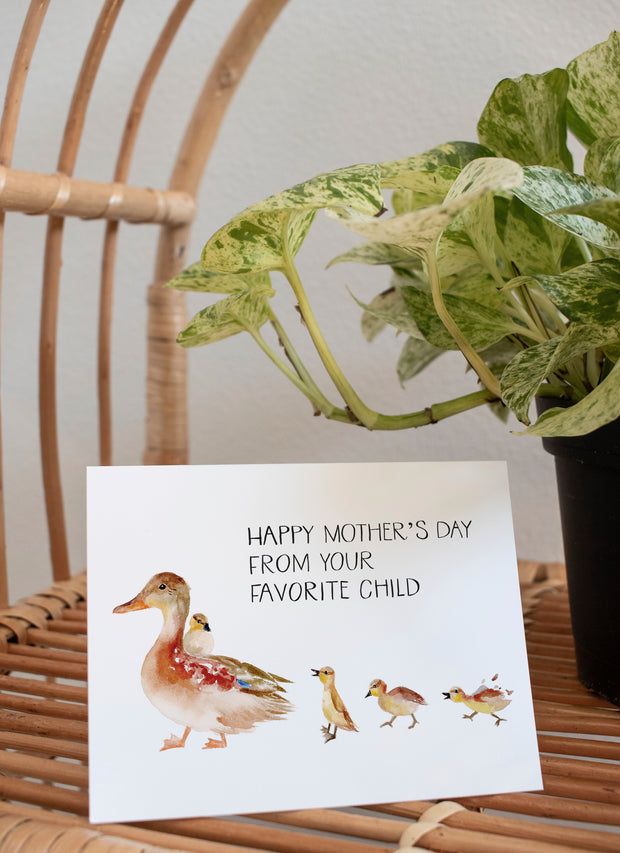 Happy Mother's Day Humor Card 1