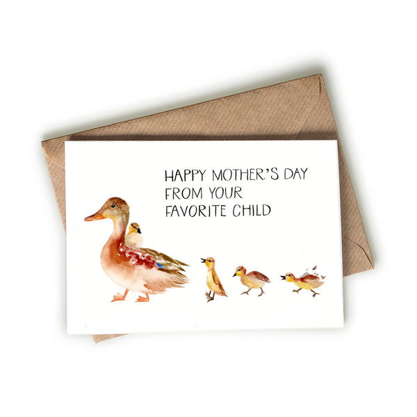 Happy Mother's Day Humor Card