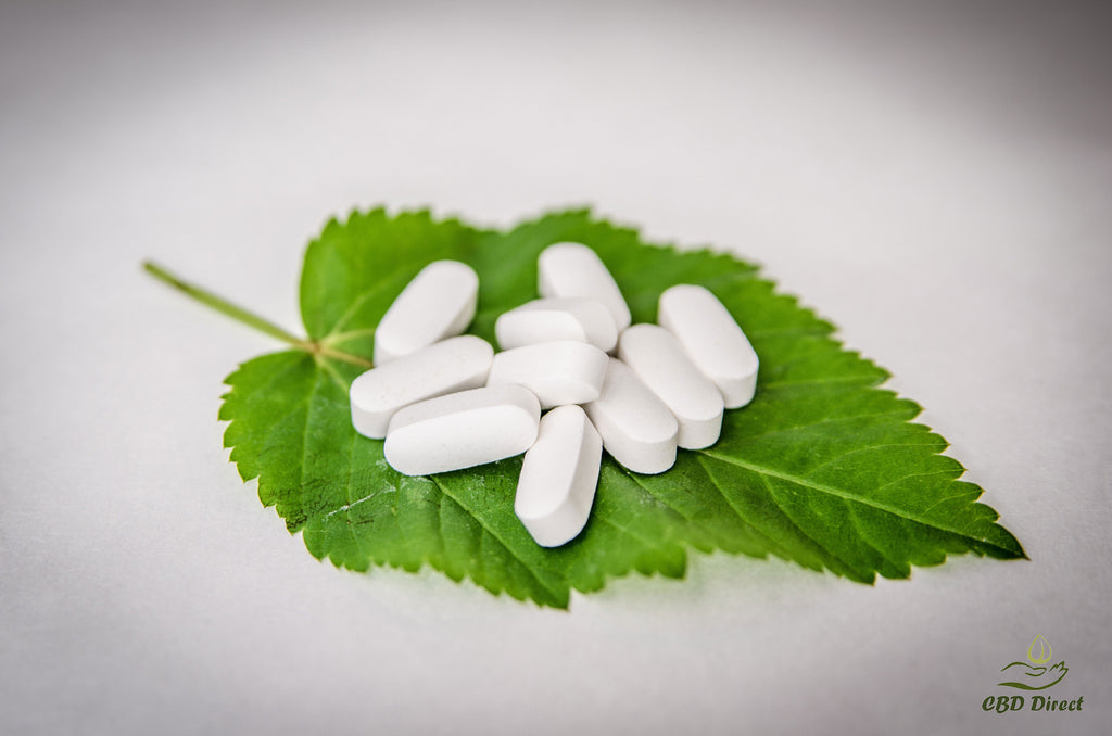 5 Advantages of Herbal Supplements over Prescription Drugs