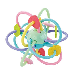 SILICONE TEETHER ACTIVITY TOY BALL - Children Islamic Collection