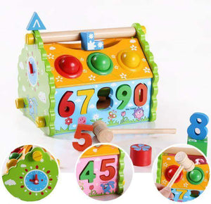 MULTIFUNCTIONAL DISMOUNTING WISDOM HOUSE - Children Islamic Collection