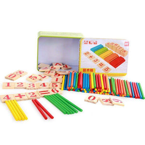 ARITHMETIC RODS - Children Islamic Collection