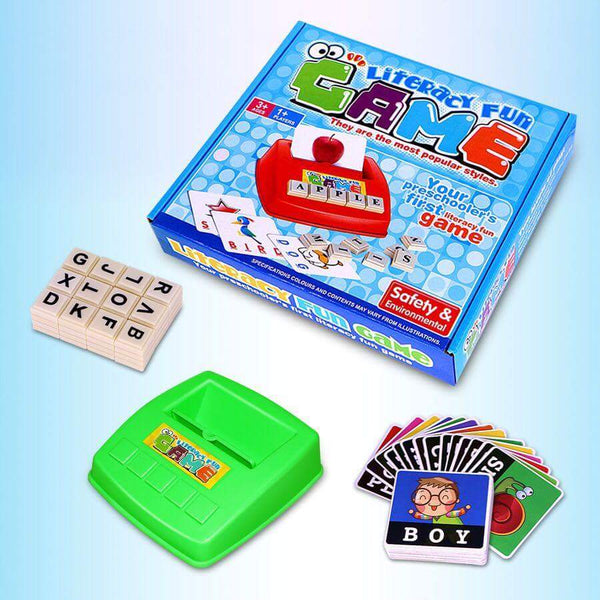 LITERACY FUN GAME - Children Islamic Collection