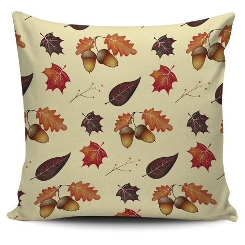 Autumn Leaves Pillow Cover