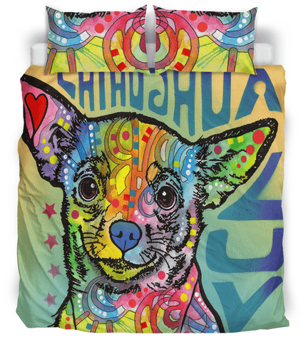 Chihuahua Bedding Set