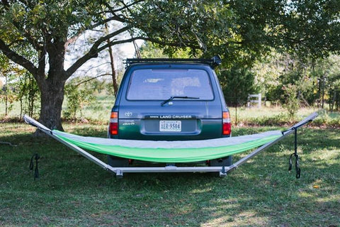The Hitchhiker Hammock System