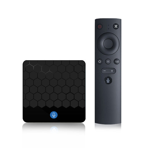 Enfonie X88 Mini TV Box w/ Voice Control Quad Core 2GB 16GB 4K Video Playback